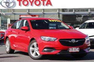2018 Holden Commodore ZB MY18 LT Liftback Red 9 Speed Sports Automatic Liftback.