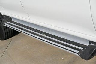 2005 Mitsubishi Triton MK MY06 GLX-R Double Cab White 4 Speed Automatic Utility.