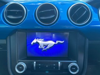 2019 Ford Mustang FN 2020MY GT Blue 10 Speed Sports Automatic Fastback