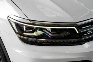 2019 Volkswagen Tiguan 5NA MY19 162 TSI Highline White 7 Speed Auto Direct Shift Wagon
