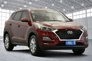 2018 Hyundai Tucson TL3 MY19 Active X 2WD Wine Red 6 Speed Automatic Wagon.