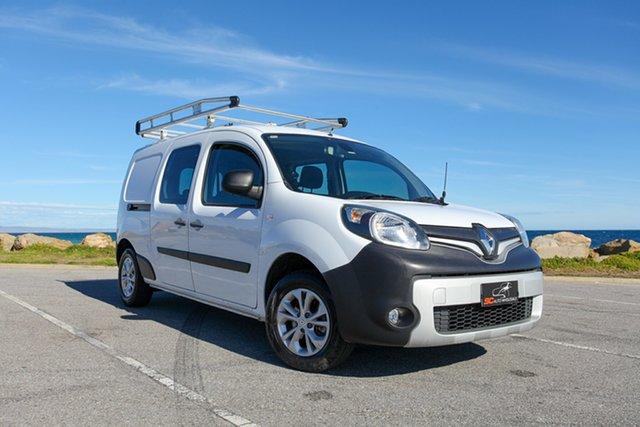 Used Renault Kangoo F61 Phase II Maxi Crew Lonsdale, 2014 Renault Kangoo F61 Phase II Maxi Crew White 6 Speed Manual Van