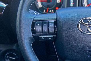 2020 Toyota Hilux GUN126R Rugged X Double Cab Orange 6 Speed Sports Automatic Utility
