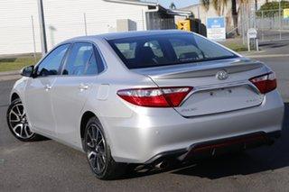2016 Toyota Camry ASV50R MY15 Atara SX Silver 6 Speed Automatic Sedan.