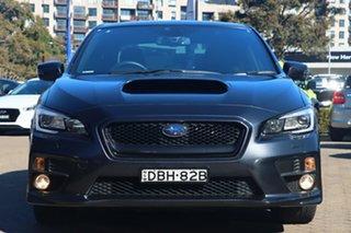 2015 Subaru WRX MY16 Premium (AWD) Grey 8 Speed CVT Auto 8 Speed Sedan