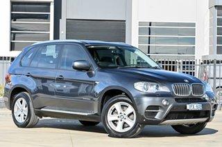 2011 BMW X5 E70 MY12 xDrive30d Steptronic Grey 8 Speed Sports Automatic Wagon.