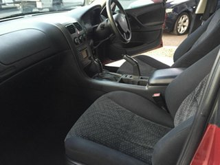 2004 Holden Commodore VZ Executive Red 4 Speed Automatic Sedan
