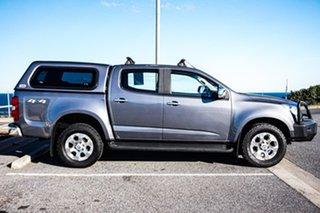 2015 Holden Colorado RG MY15 LTZ Crew Cab Grey 6 Speed Sports Automatic Utility.