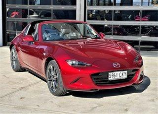 2021 Mazda MX-5 GT RF SKYACTIV-Drive Targa.
