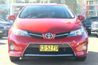 2015 Toyota Corolla ZRE182R MY15 Ascent Sport Red 7 Speed CVT Auto Sequential Hatchback