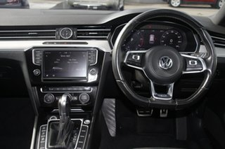 2017 Volkswagen Passat 3C (B8) MY17 140TDI DSG Highline Black 6 Speed Sports Automatic Dual Clutch