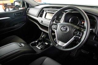 2019 Toyota Kluger GSU55R GX AWD Cosmos Blue 8 Speed Sports Automatic Wagon