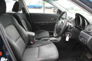 2006 Mazda 3 BK10F1 Maxx Sport Blue 4 Speed Sports Automatic Sedan