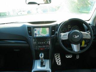2010 Subaru Liberty MY10 2.5I Sports Premium (Sat) White Continuous Variable Sedan