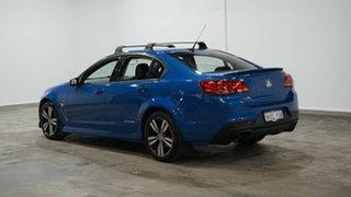 2014 Holden Commodore VF MY14 SV6 Storm Blue 6 Speed Sports Automatic Sedan.