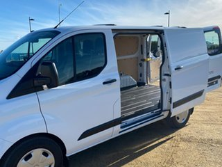 2018 Ford Transit Custom VN 2018.75MY 300S (Low Roof) White 6 Speed Automatic Van