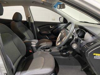 2013 Hyundai ix35 LM2 Active Silver 6 Speed Sports Automatic Wagon.