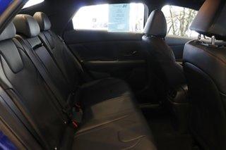 2020 Hyundai i30 CN7.V1 MY21 N Line D-CT Premium Intense Blue 7 Speed Sports Automatic Dual Clutch