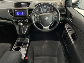 2015 Honda CR-V RM Series II MY16 VTi-S 4WD Grey 5 Speed Sports Automatic Wagon