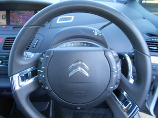 2013 Citroen C4 Picasso Seduction EGS Silver 6 Speed Sports Automatic Single Clutch Wagon