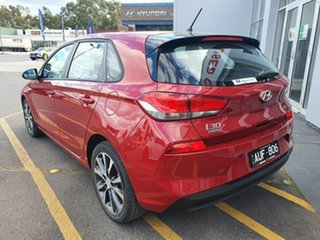 2018 Hyundai i30 PD2 MY18 Trophy Red 6 Speed Sports Automatic Hatchback