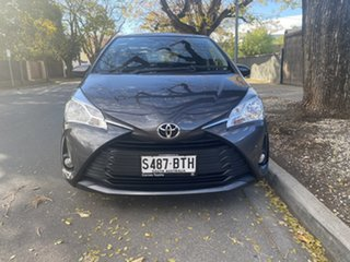 2017 Toyota Yaris NCP131R SX Graphite 4 Speed Automatic Hatchback