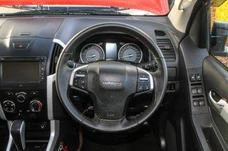 2017 Isuzu D-MAX MY17 LS-M Crew Cab Red 6 Speed Sports Automatic Utility