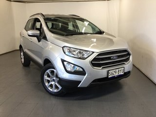 2018 Ford Ecosport BL 2019.25MY Trend Silver 6 Speed Automatic Wagon.