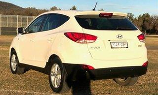 2013 Hyundai ix35 LM2 SE White 6 Speed Sports Automatic Wagon