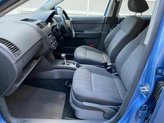 2007 Volkswagen Polo 9N MY2007 Match Blue 6 Speed Sports Automatic Hatchback