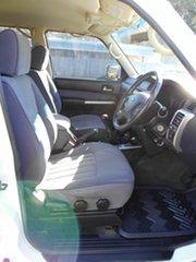 2005 Nissan Patrol GU IV ST (4x4) White 5 Speed Manual Wagon