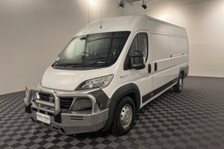 2017 Fiat Ducato Series 6 Mid Roof XLWB Comfort-matic White 6 speed Automatic Van.