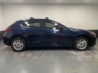 2016 Mazda 3 BM5476 Maxx SKYACTIV-MT Blue 6 Speed Manual Hatchback