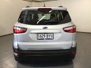 2018 Ford Ecosport BL 2019.25MY Trend Silver 6 Speed Automatic Wagon
