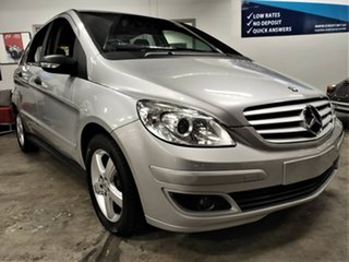 2006 Mercedes-Benz B-Class W245 B180 CDI 7 Speed Constant Variable Hatchback.