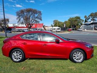 2015 Mazda 3 BM5278 Maxx SKYACTIV-Drive Soul Red 6 Speed Sports Automatic Sedan.