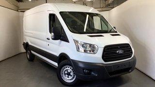 2014 Ford Transit VO 350L (Mid Roof) White 6 Speed Manual Van.
