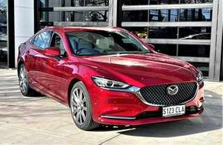 2021 Mazda 6 Atenza SKYACTIV-Drive Sedan.