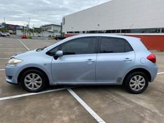 2007 Toyota Corolla ZRE152R Ascent Blue 4 Speed Automatic Hatchback