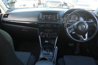 2012 Mazda CX-5 KE1071 Maxx SKYACTIV-Drive White 6 Speed Sports Automatic Wagon