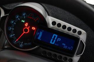 2016 Holden Barina TM MY16 CD White 6 Speed Automatic Sedan