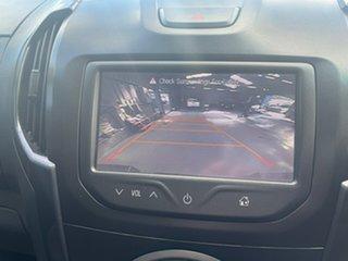 2014 Holden Colorado RG MY14 LTZ (4x4) Orange 6 Speed Manual Crew Cab Pickup