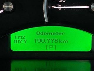 2005 Holden Calais VZ Black 5 Speed Sports Automatic Sedan