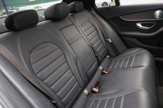 2017 Mercedes-Benz C-Class W205 808MY C300 9G-Tronic Grey 9 Speed Sports Automatic Sedan