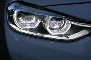 2016 BMW 3 Series F30 LCI 320i Sport Line White 8 Speed Sports Automatic Sedan