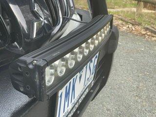 2017 Mitsubishi Triton MQ MY18 GLS Double Cab White 6 Speed Manual Utility
