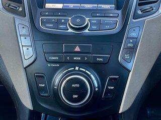 2014 Hyundai Santa Fe DM MY14 Highlander Phantom Black/cashme 6 Speed Sports Automatic Wagon