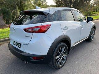 2015 Mazda CX-3 DK AKARI Sports Automatic Wagon.
