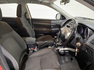 2011 Mitsubishi ASX XA MY12 Red 6 Speed Manual Wagon.