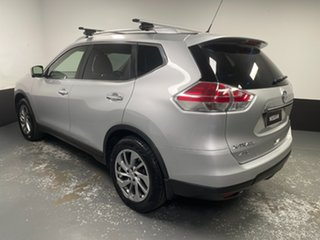 2014 Nissan X-Trail T32 Ti X-tronic 4WD Silver 7 Speed Constant Variable Wagon